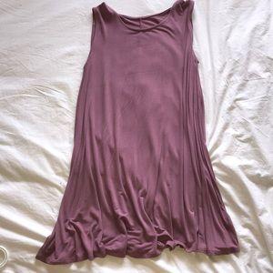 Piko Material Dress